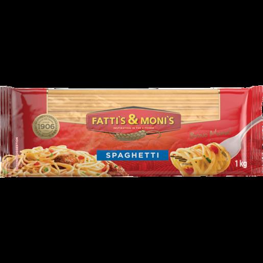 Fatti's & Moni's Spaghetti Pasta 1kg