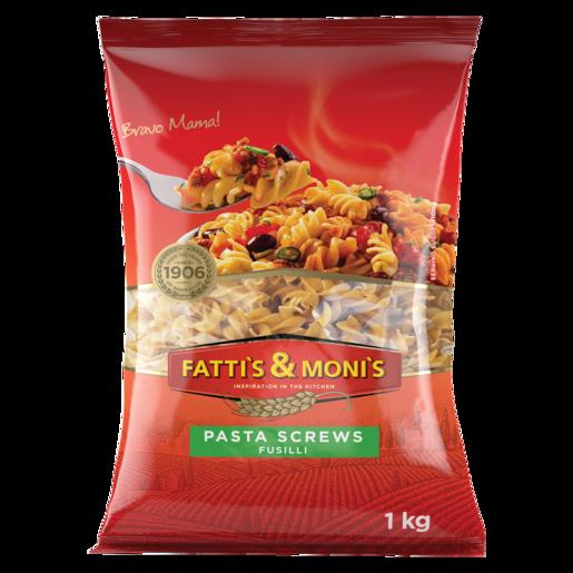 Fatti's & Moni's Fusilli Pasta Screws 1kg