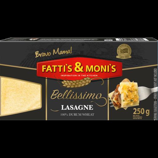 Fatti's & Moni's Bellissimo Lasagne Sheets 250g