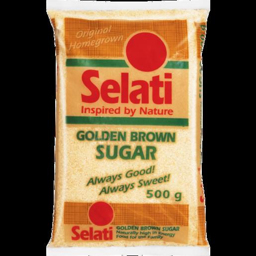 Selati Golden Brown Sugar 500g