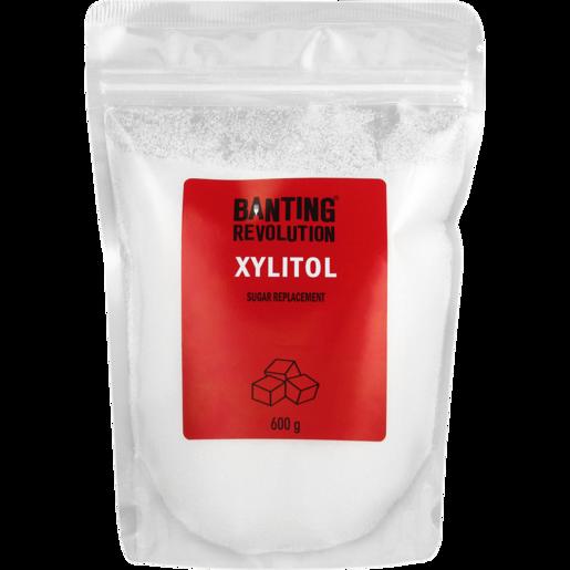 Banting Revolution Xylitol Sweetener 600g