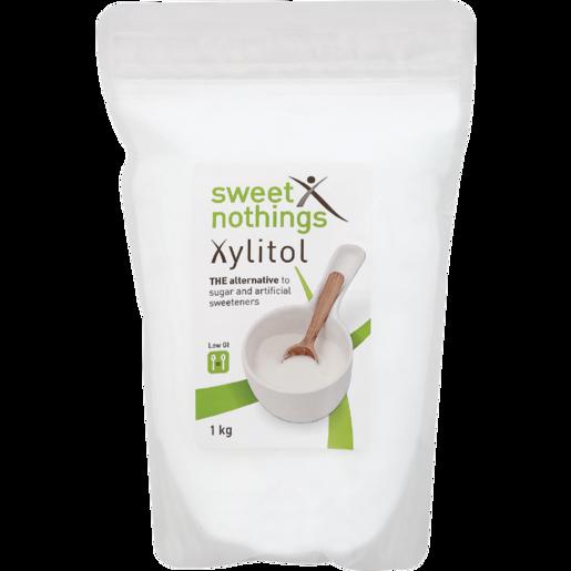 Sweet Nothings Xylitol Sweetener 1kg