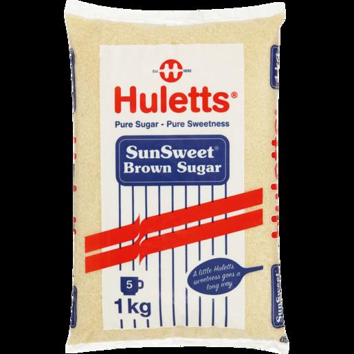 Huletts Sun Sweet Brown Sugar 1kg