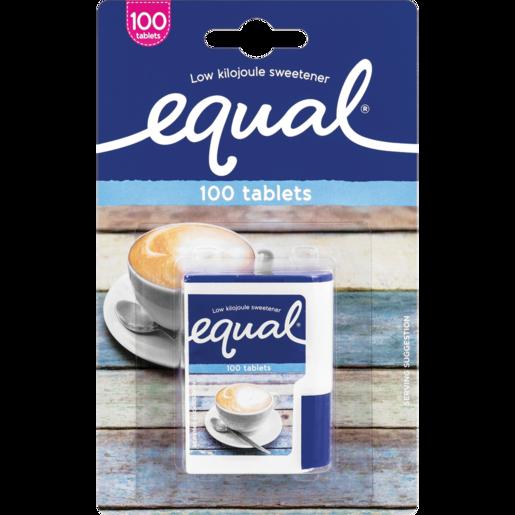 Equal Sweetener Tablets 100 Pack