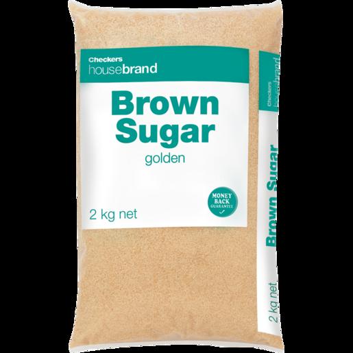 Checkers Housebrand Brown Sugar 2kg