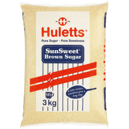 Huletts Sun Sweet Brown Sugar 3kg