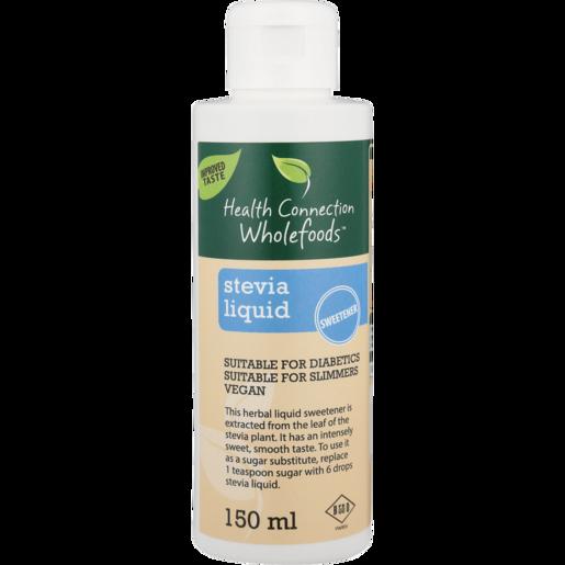 Health Connection Wholefoods Stevia Liquid 150ml