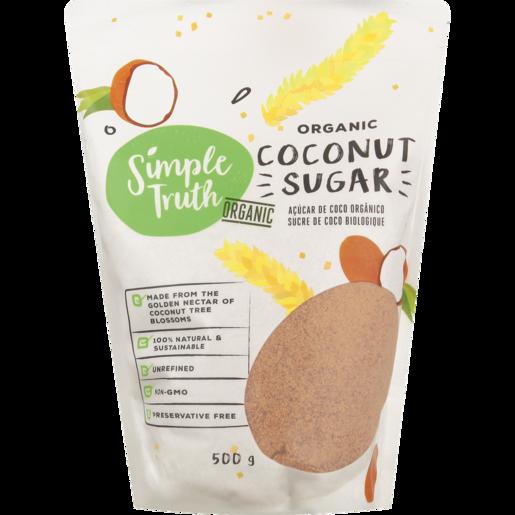 Simple Truth Organic Coconut Sugar 500g