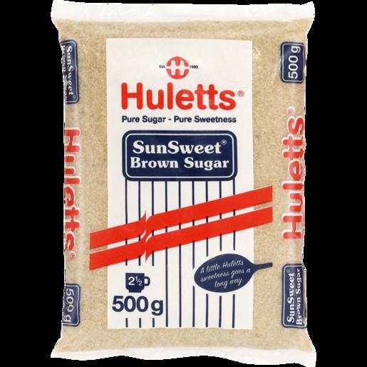 Huletts Sun Sweet Brown Sugar 500g
