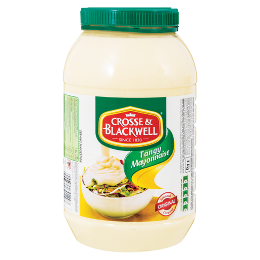 Crosse & Blackwell Tangy Mayonnaise 3kg