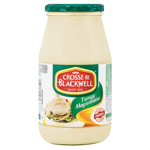 Crosse & Blackwell Tangy Mayonnaise 375g