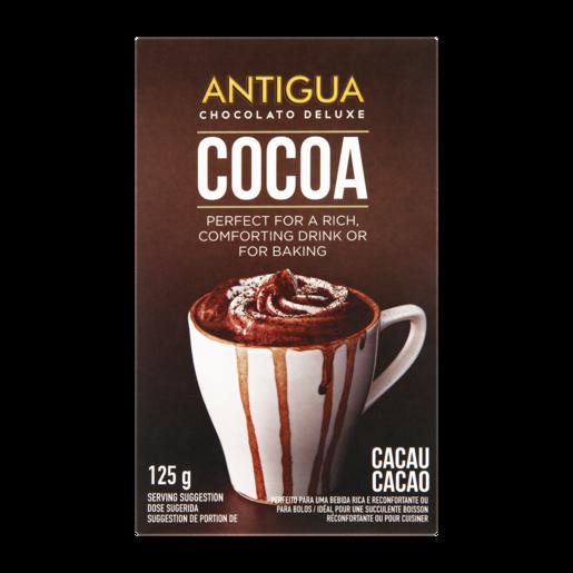 Antigua Chocolato Deluxe Cocoa 125g