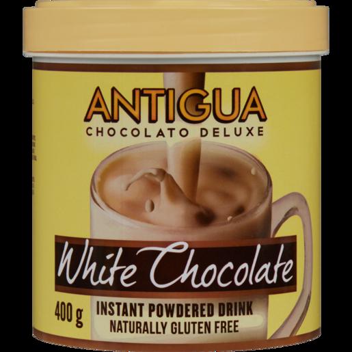 Antigua White Hot Chocolate Beverage 400g