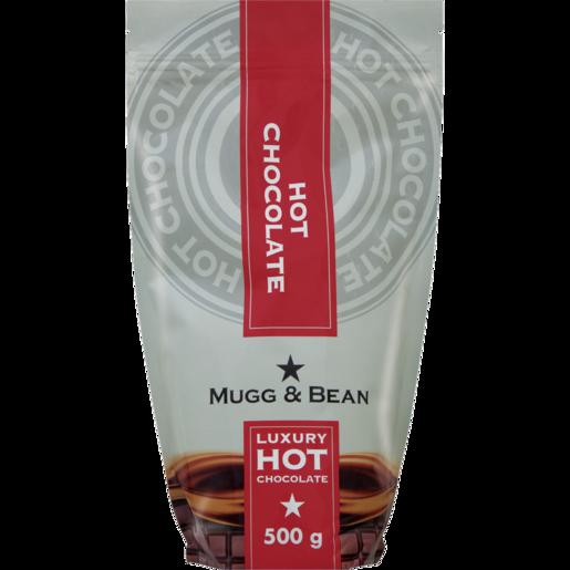 Mugg & Bean Luxury Hot Chocolate Beverage Pouch 500g