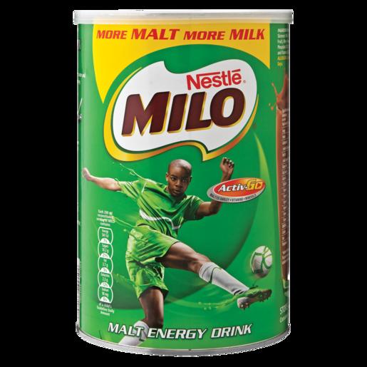 Nestle Milo Original Instant Malt Energy Drink 1kg