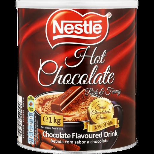 Nestle Rich & Creamy Hot Chocolate Flavoured Beverage 1kg