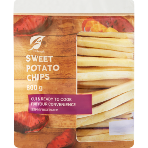 Sweet Potato Chips 800g