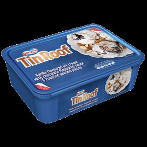 Dairymaid Tin Roof Ice Cream Tub 1.5L