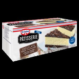 Dr. Oetker Patisserie Frozen Chocolate Cheesecake 340g