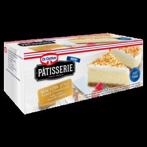 Dr. Oetker Patisserie Frozen New York Style Cheesecake 340g