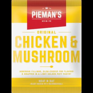 Pieman's Frozen Chicken & Mushroom Pie