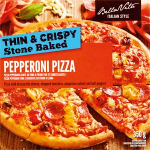 Bella Vita Frozen Margherita Pizza 300g