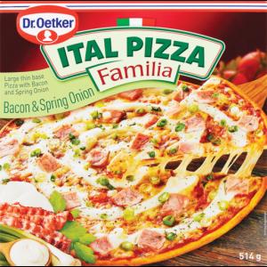 Bella Vita Frozen Pepperoni Pizza 800g