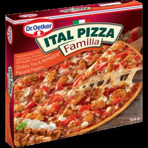 Dr. Oetker Frozen Ital Chicken & Jalapeno Pizza 529g