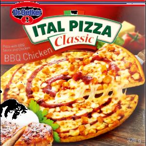 Dr. Oetker Ital Frozen Bianca & Ham Mini Pizza 600g