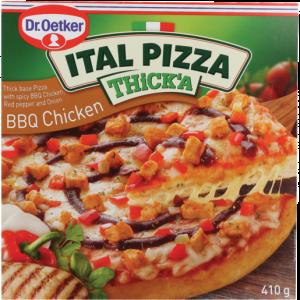Dr. Oetker Ital Frozen Classic BBQ Chicken Pizza 300g