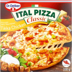 Dr. Oetker Ital Frozen Classic Spare Rib & Bacon Pizza 305g