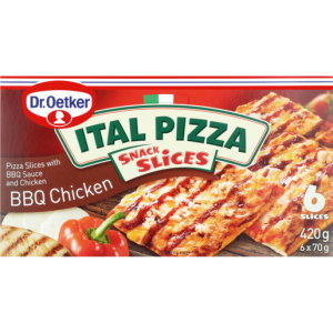 Dr. Oetker Ital Frozen Happy Days Pizza Bases With Tomato Sauce 4 x 180g