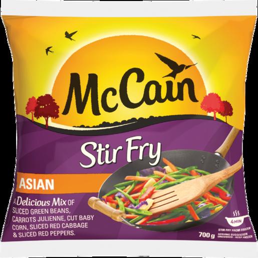 McCain Frozen Asian Stir Fry 700g