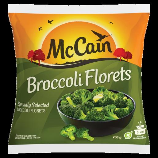McCain Frozen Broccoli Florets 750g