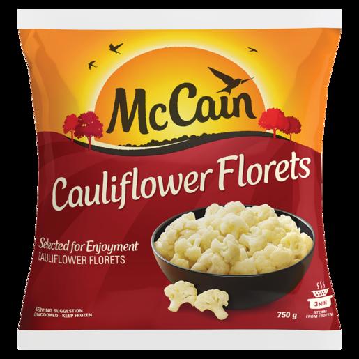 McCain Frozen Cauliflower Florets 750g