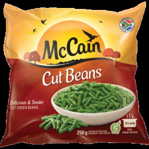 McCain Frozen Cut Beans 250g