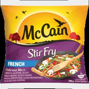 McCain Frozen French Stir Fry 700g