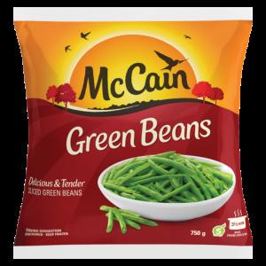 McCain Frozen Green Beans 750g