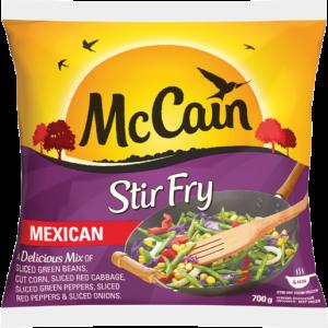 McCain Frozen Mexican Stir Fry 700g