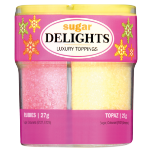 Delights Sugar Luxury Toppings 125ml