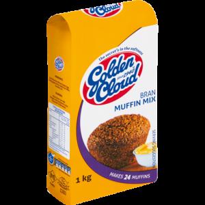 Golden Cloud Bran Muffin Mix 1kg