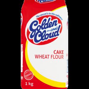 Golden Cloud Cake Wheat Flour 1kg