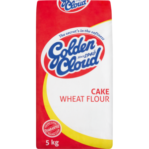 Golden Cloud Cake Wheat Flour 5kg