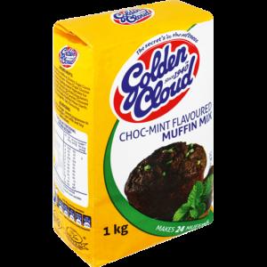 Golden Cloud Chocolate Mint Muffin Mix 1kg