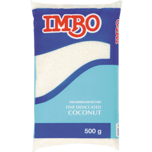 Imbo Fine Desiccated Coconut 500g