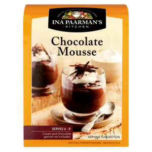 Ina Paarman's Chocolate Mousse Mix 310g