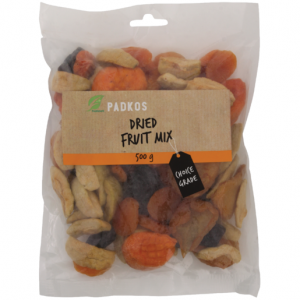 Padkos Dried Fruit Mix 500g