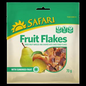 Safari Dried Fruit Flakes 70g