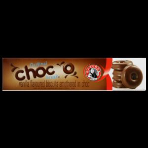 Bakers Original Choc-O-Break Biscuits 150g