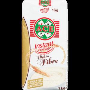Ace High Fibre Instant Porridge 1kg